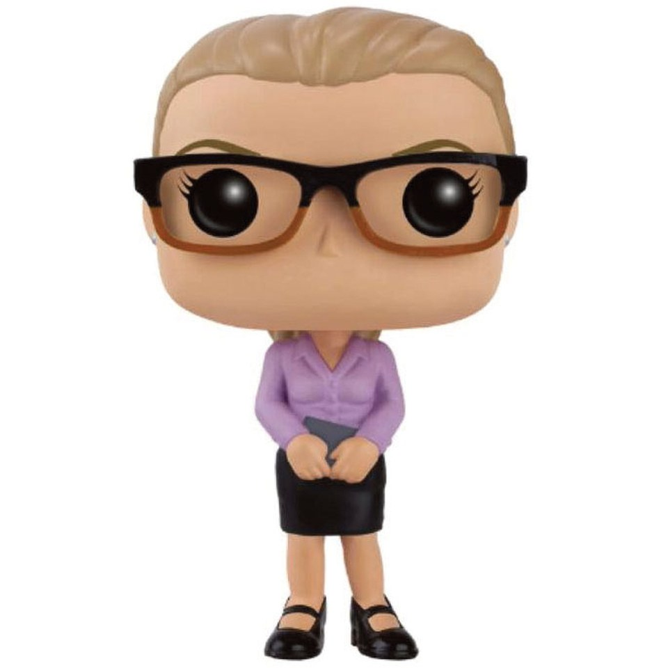 Arrow Felicity Smoak Pop Vinyl Figure Merchandise Zavvi