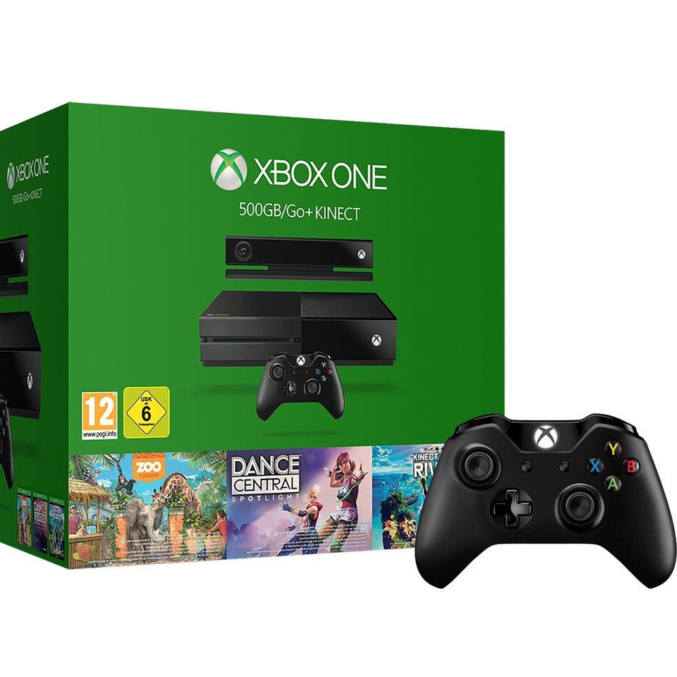 Xbox One Holiday Value Bundle - Includes Extra Wireless Controller