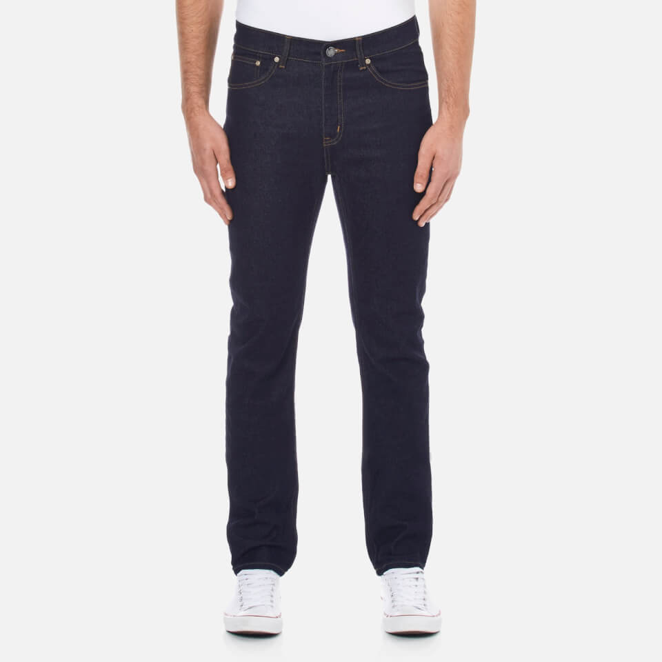 Cheap Monday Men's 'Sonic' Slim Fit Jeans - Sonic Rinse Black Mens ...