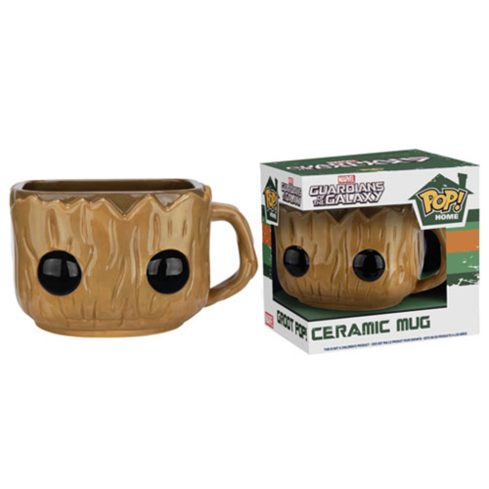 Marvel Guardians of the Galaxy Groot Pop! Home Mug