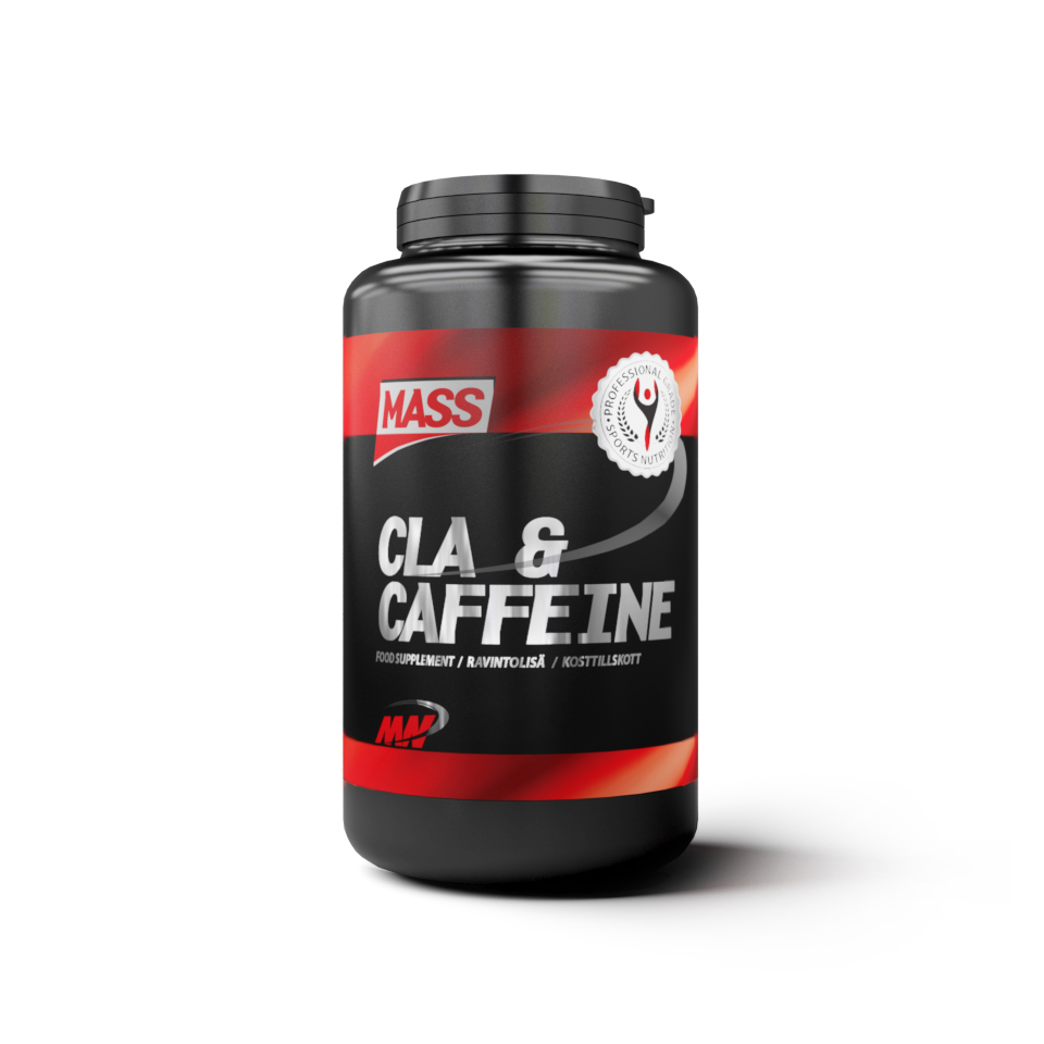 Mass CLA & Caffeine Pills 100