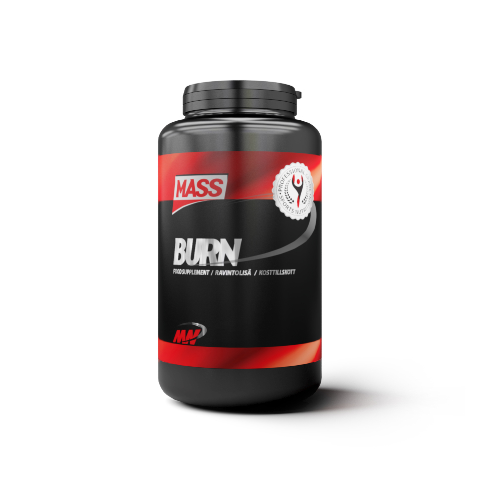 Mass Burn Pills 180