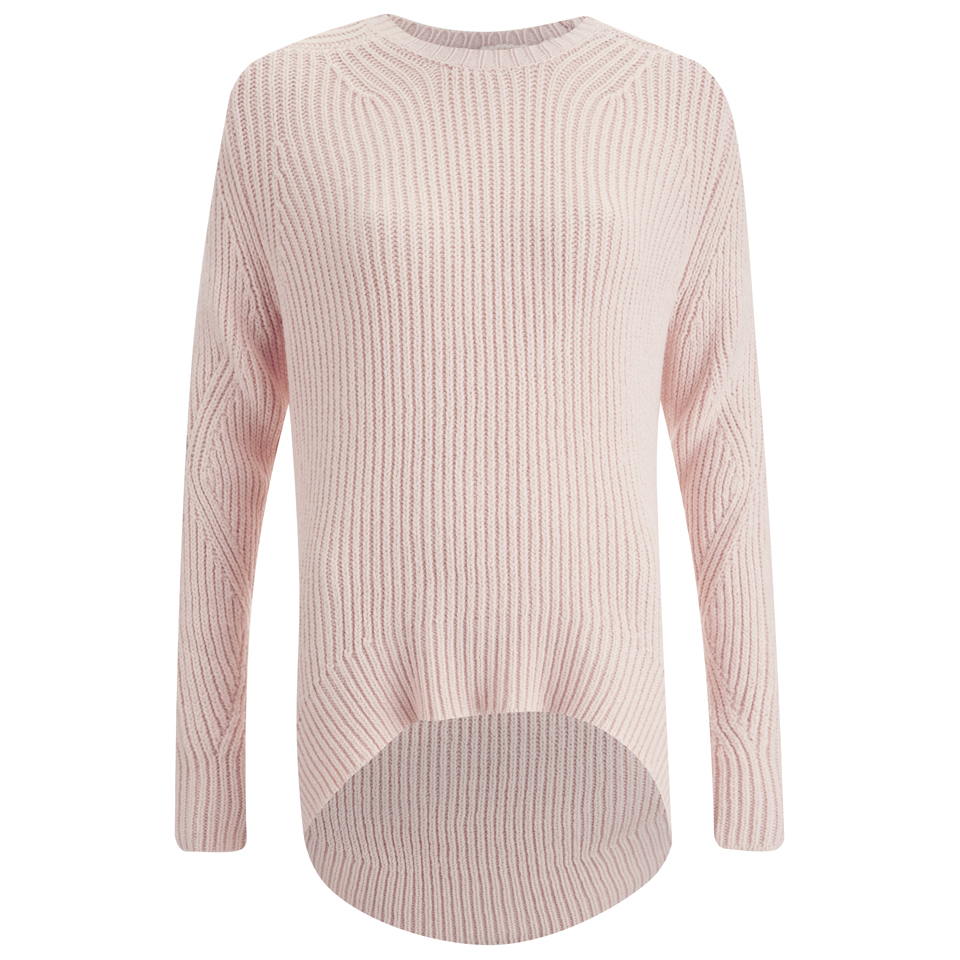 87eca4f38 The Fifth Label Women s Magnolia Knit Jumper - Shell Pink - Free UK  Delivery over £50