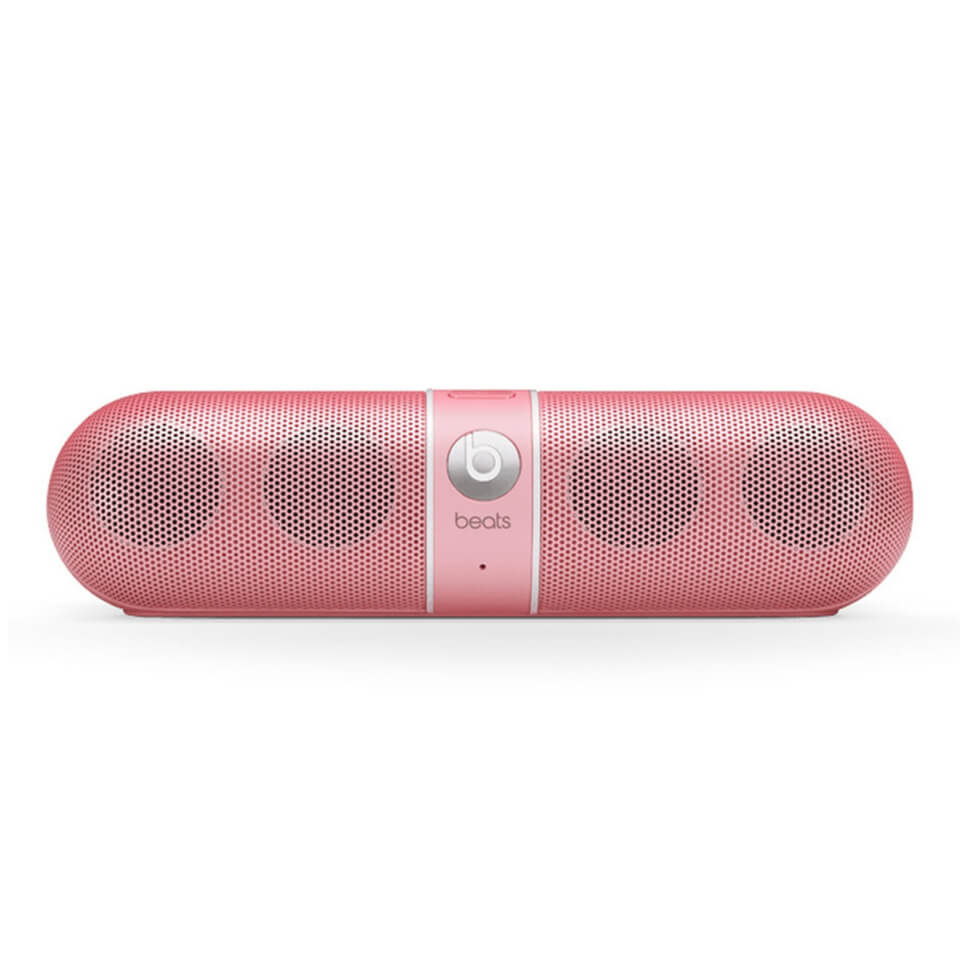 Beats by Dr. Dre  Pill Bluetooth Wireless Portable Speaker - Pink -  Manufacturer Refurbished. Description 45b5f3bb4fb5