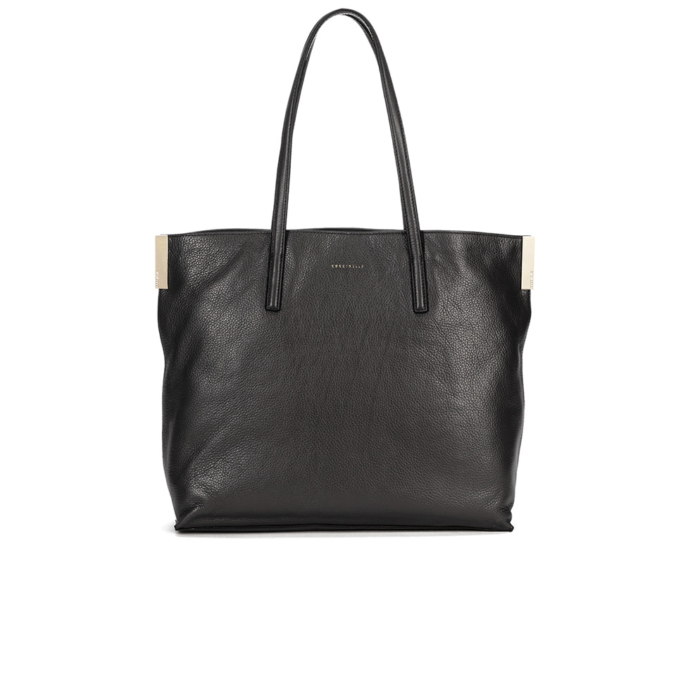 db9234245d20 Coccinelle Women's New Sophie Leather Tote Bag - Black