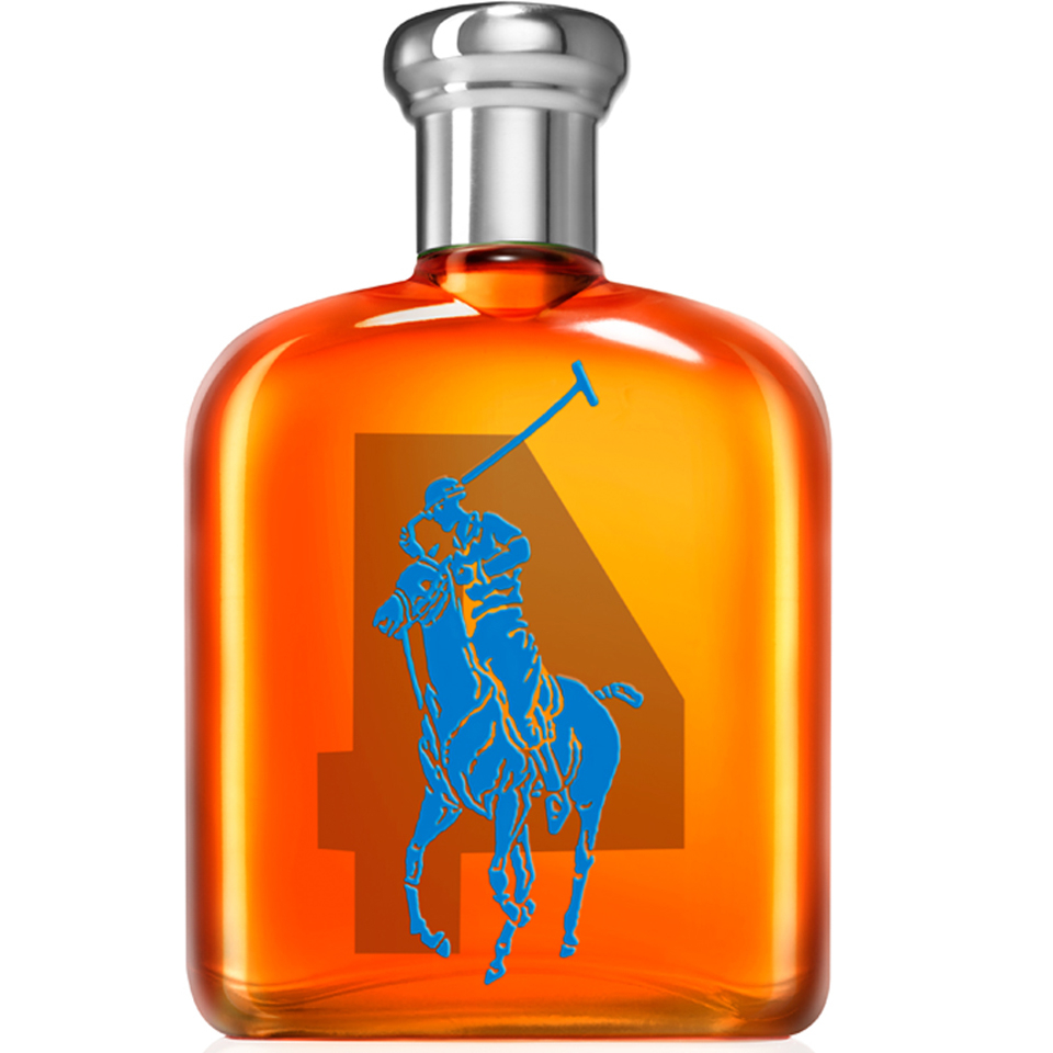 Ralph Lauren Big Pony 4 Orange Eau de Toilette 75ml   Free Shipping    Lookfantastic ba4eb68d6534