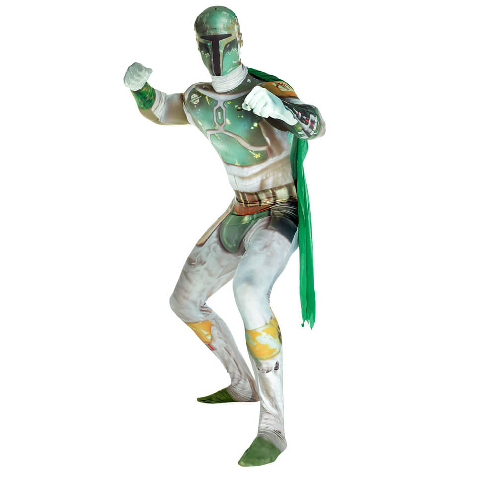 Morphsuit Adulte Deluxe  - Star Wars : Boba Fett