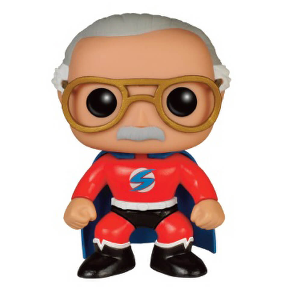 Superhero Stan Lee Limited Edition Pop Vinyl Figure Pop