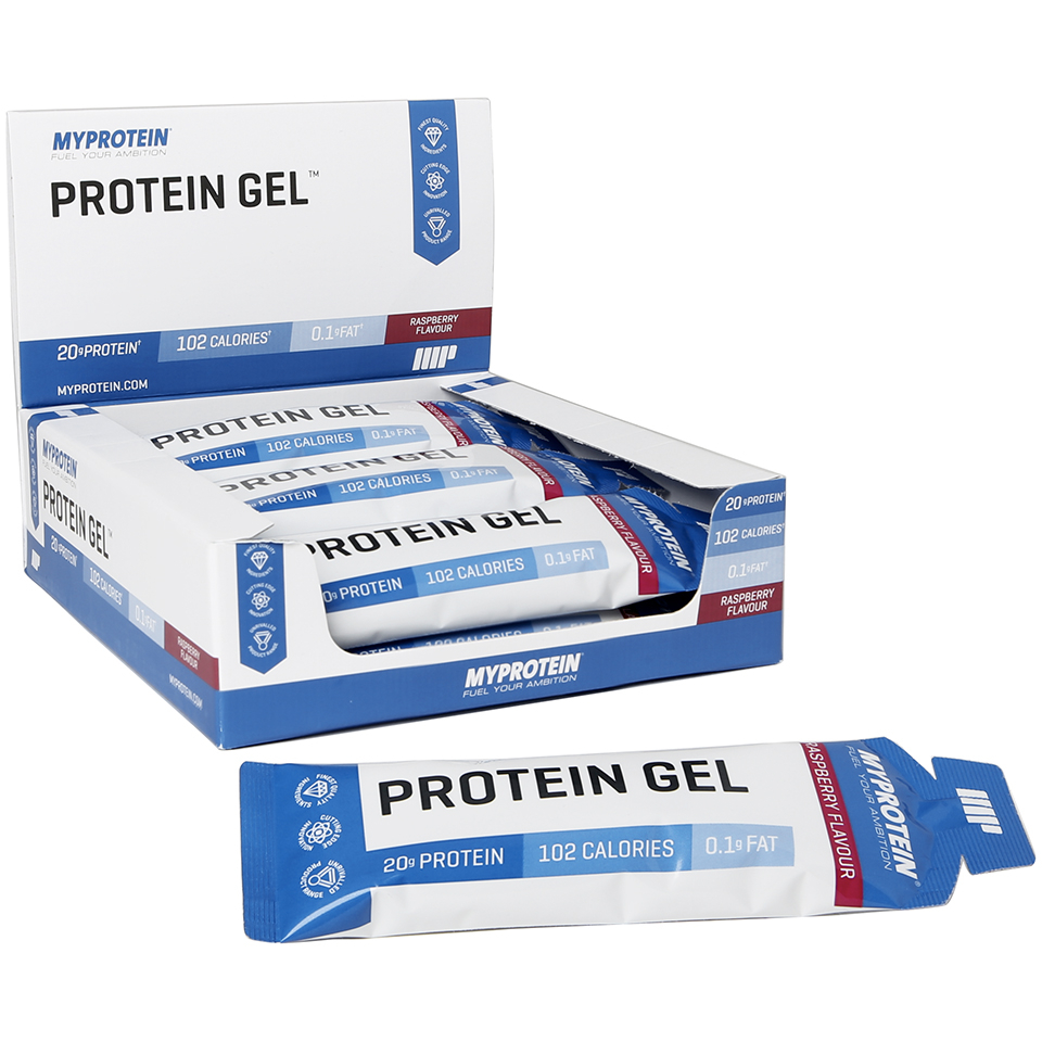 Myprotein Protein Gel, 70g x 12, Tropical