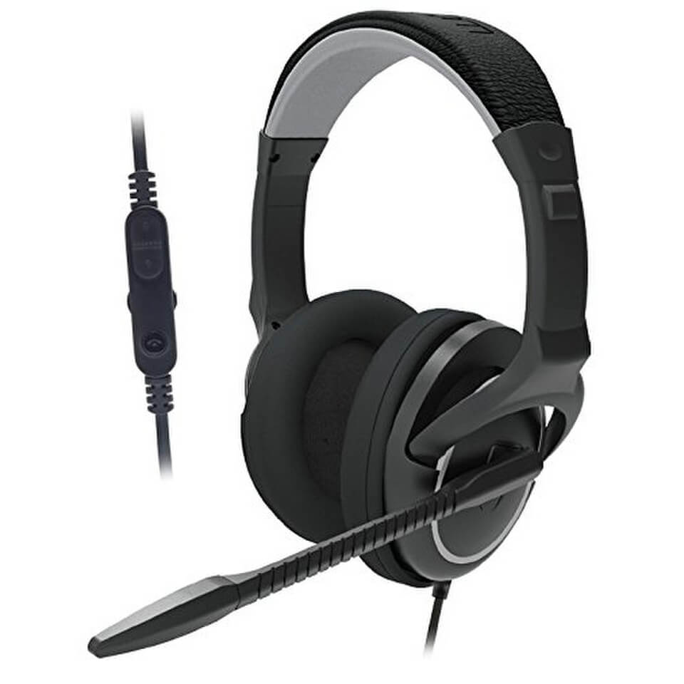 venom stereo gaming headset ps4 xbox one xbox 360 games. Black Bedroom Furniture Sets. Home Design Ideas