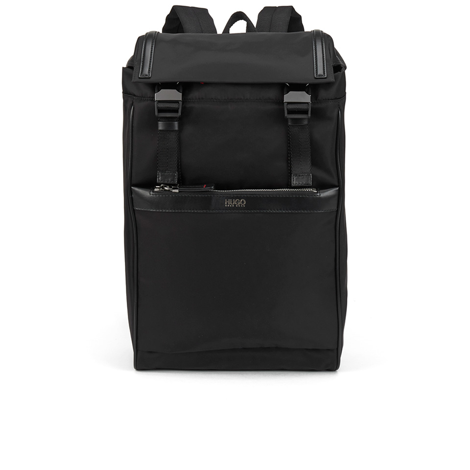 Boss Hugo Boss Men S Digital Backpack Black Clothing