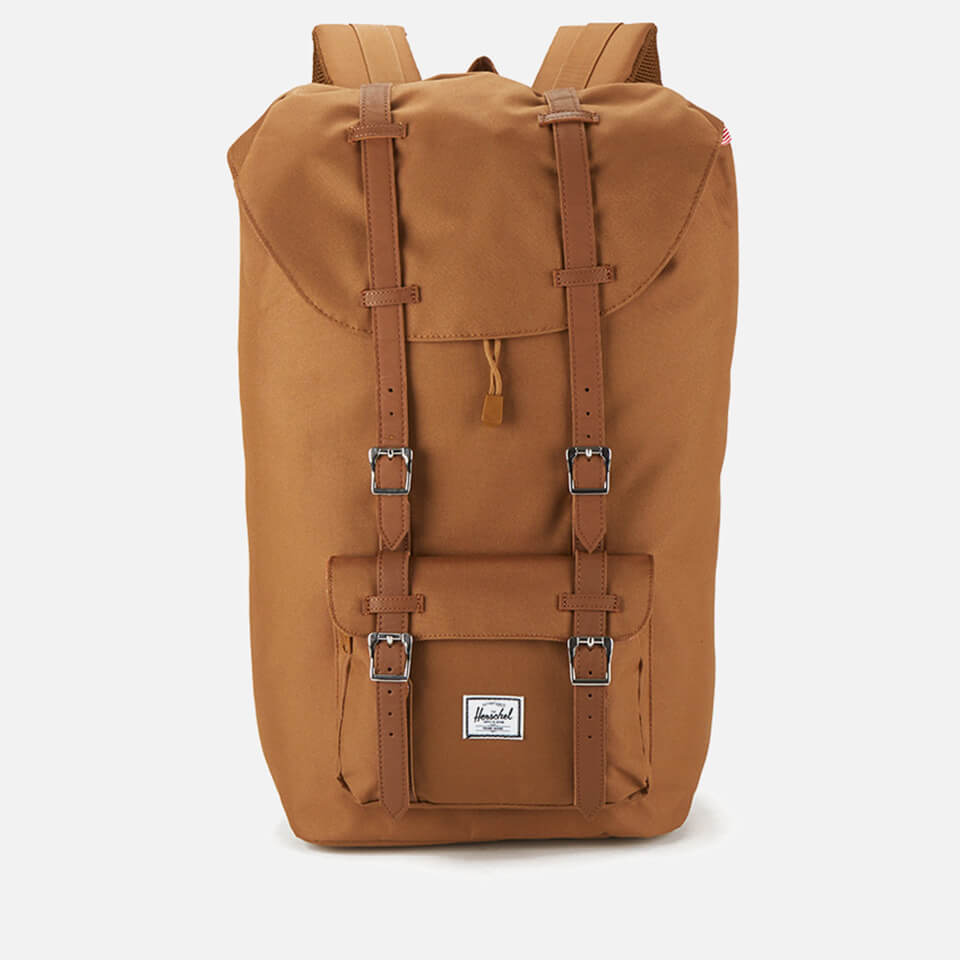 herschel little america backpack caramel. Black Bedroom Furniture Sets. Home Design Ideas