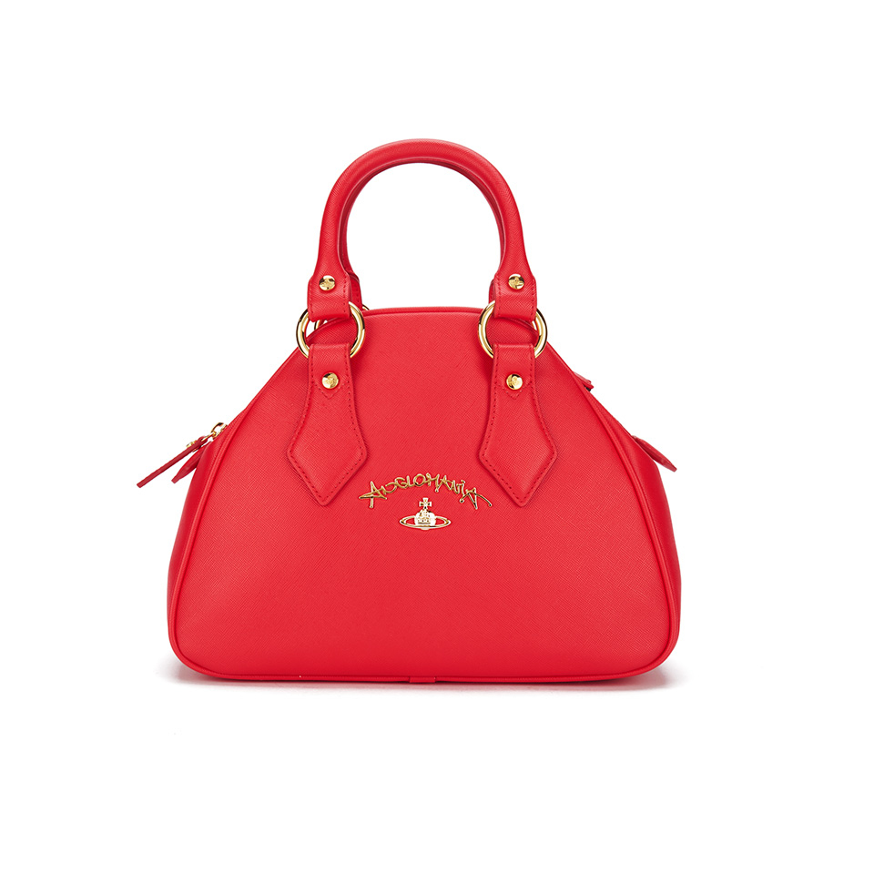 Vivienne Westwood Anglomania Divina Women s Mini Tote Bag - Red - Free UK  Delivery over £50 88c874c97d156