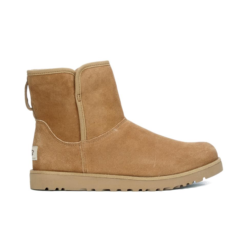4b1bf7d6793 UGG Women's Cory Slim Mini Sheepskin Boots - Chestnut