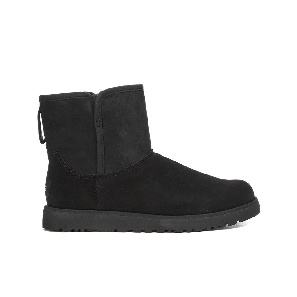 f1a2694b1a2 UGG Women's Cory Slim Mini Sheepskin Boots - Black