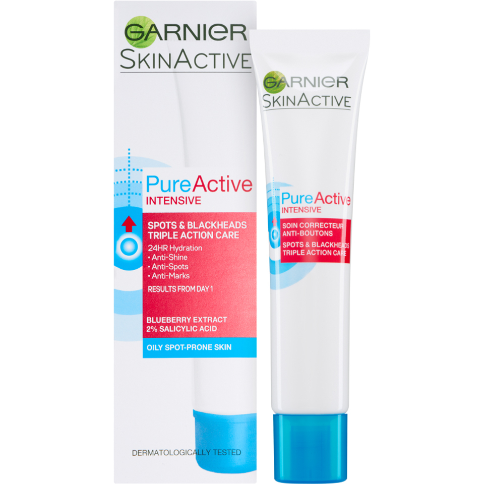 Garnier Pure Active Spot Control Corrector Free Shipping Acne Care Whitening Cream 20ml Description Reduce The Visibility Of Blemishes With