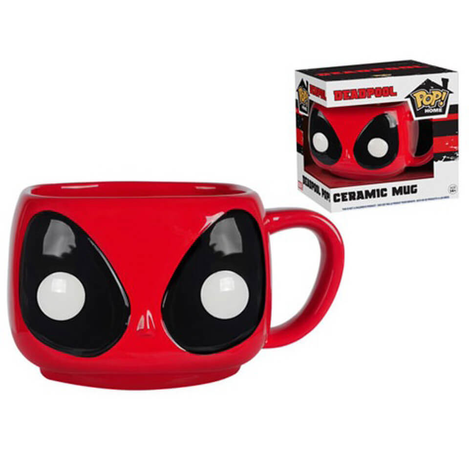 Marvel Deadpool Pop! Home Mug