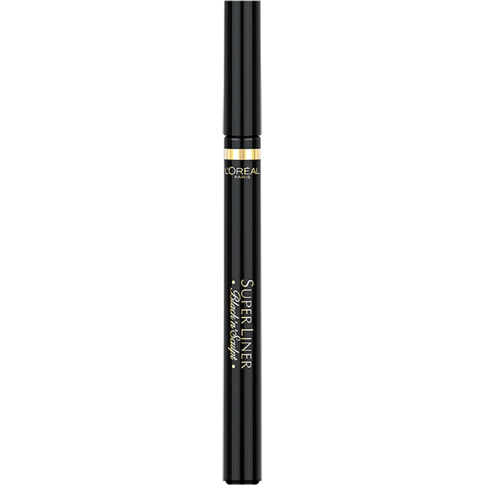 7eec80d29a4 L'Oréal Paris Superliner Black 'n' Sculpt Eyeliner - Black Health & Beauty  | TheHut.com