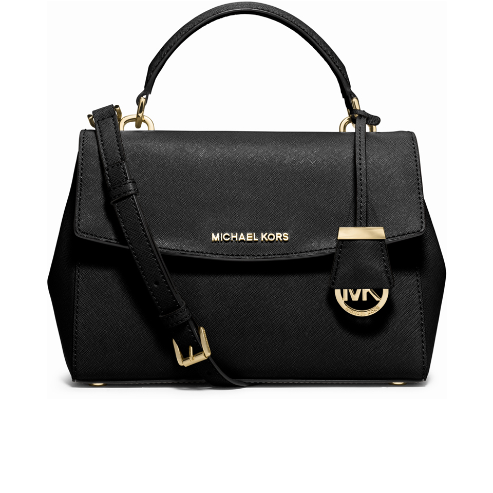 af9385119fdc MICHAEL MICHAEL KORS Women s Ava Satchel Bag - Black