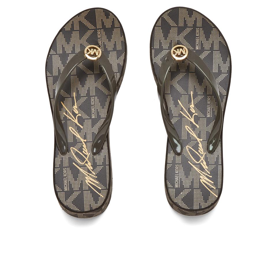 Bedford Flip Flops - Brown