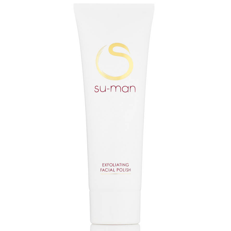 Su-Man Exfoliating Facial Polish 125ml