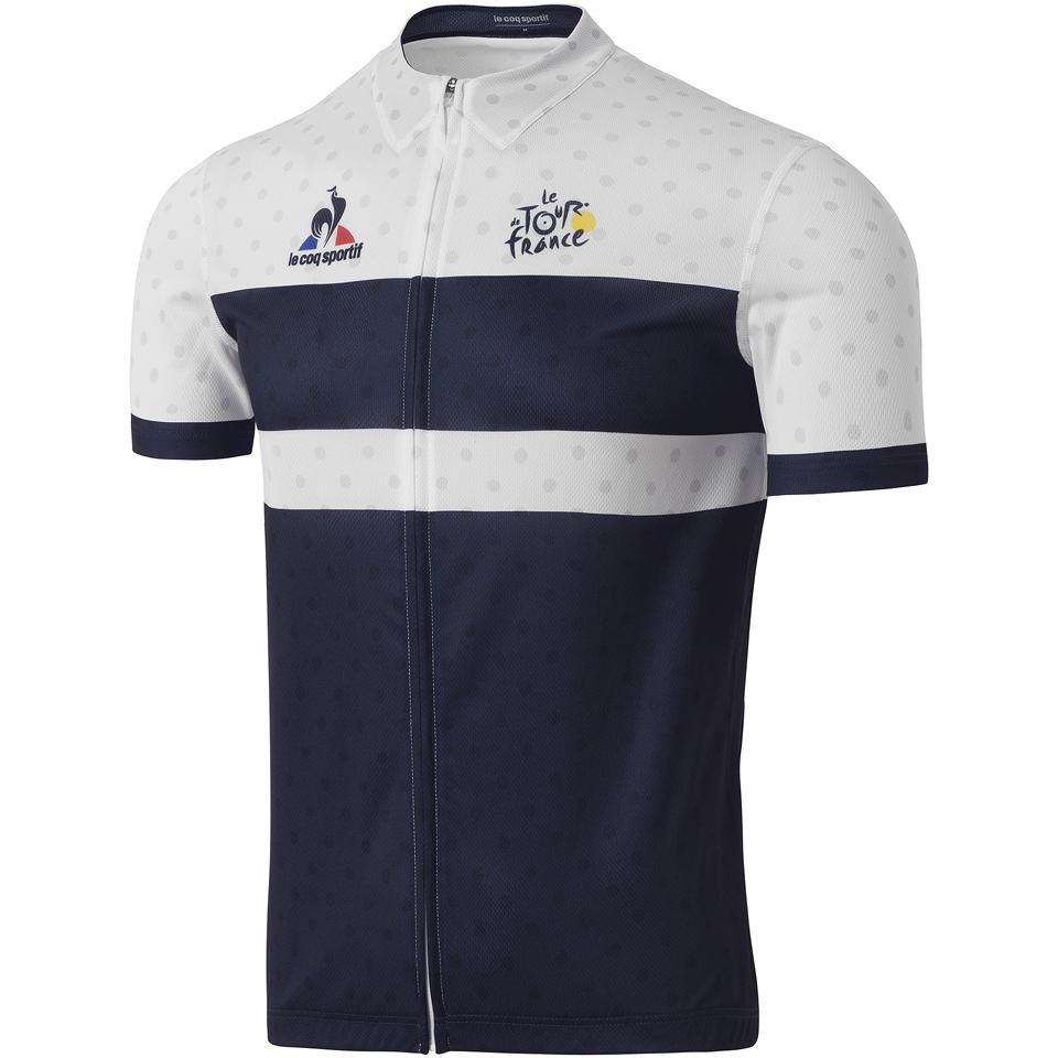 764469a79f1b Le Coq Sportif Children s Tour de France 2016 Dedicated Jersey - Blue