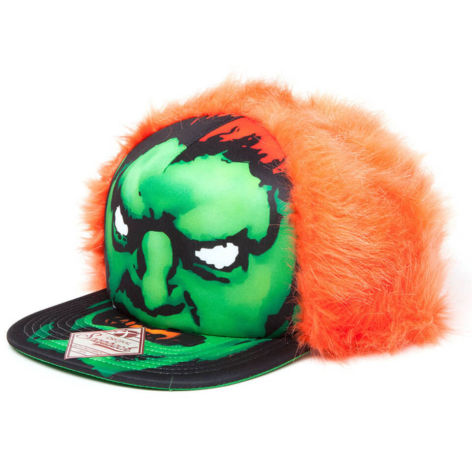 Street Fighter Blanka Baseball Cap