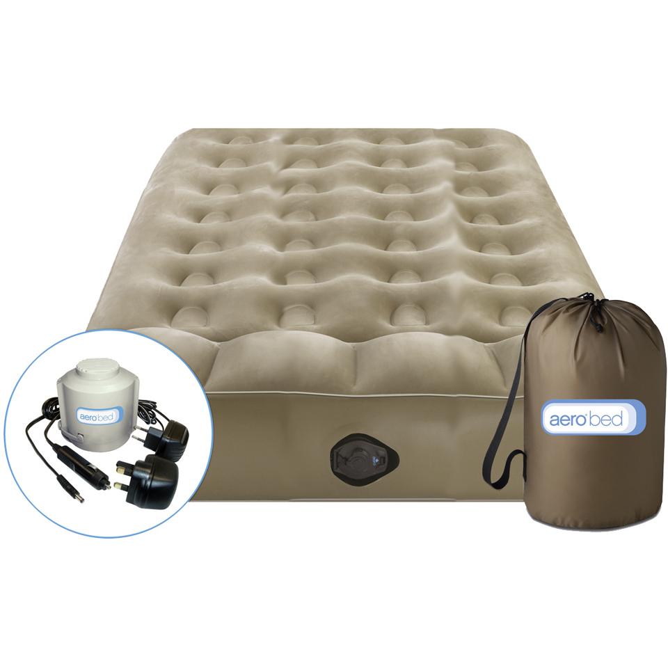 Aerobed Outdoor Active Airbed - Single