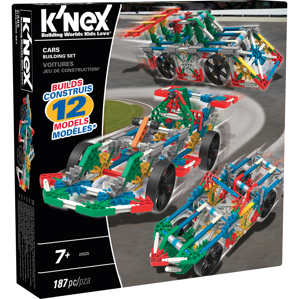 KNEX Cars Building Set