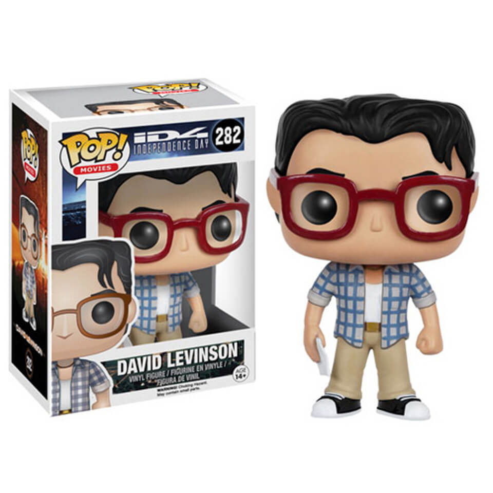 Independence Day David Levinson Pop! Vinyl Figure