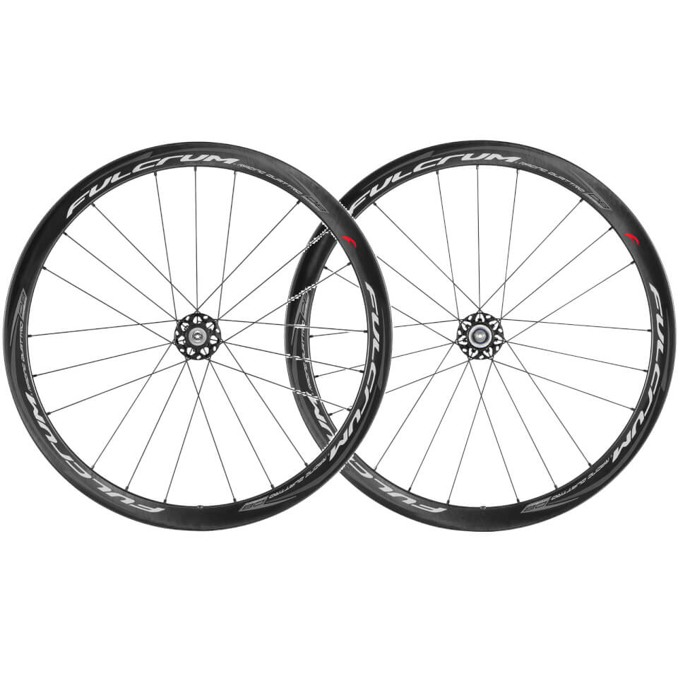 Fulcrum Racing Quattro C17 Carbon Clincher Disc Brake Wheelset