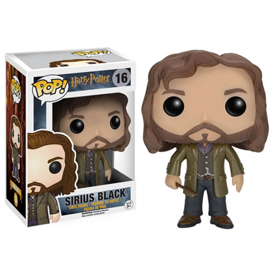 Figurine Pop! Sirius Black Harry Potter
