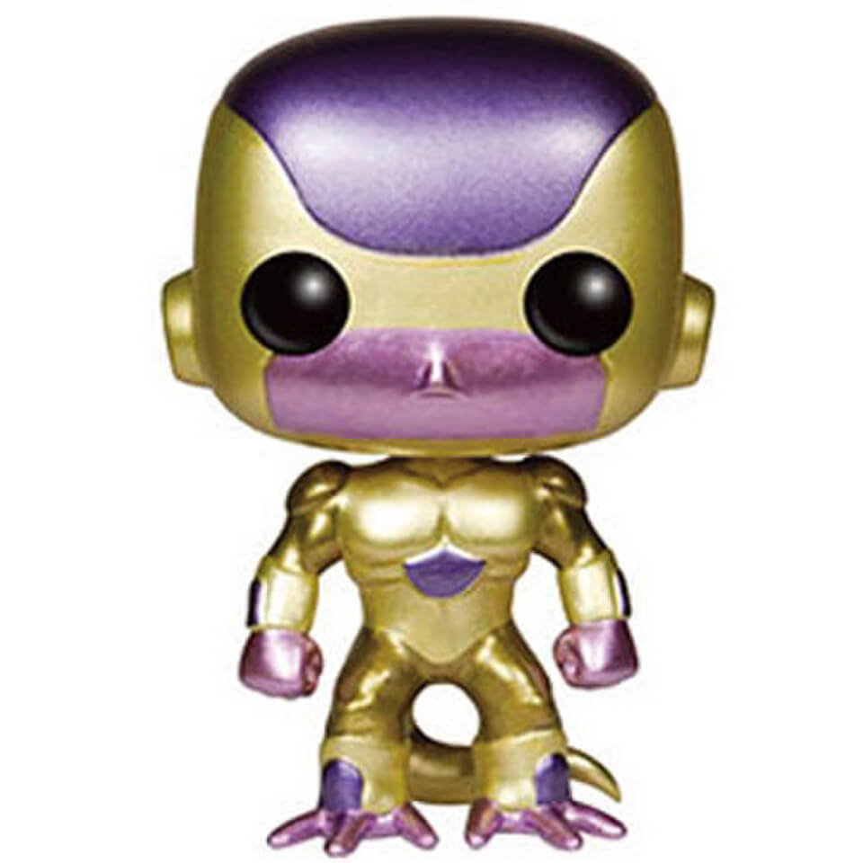 Dragonball Z Frieza Golden Pop Vinyl Figure Merchandise