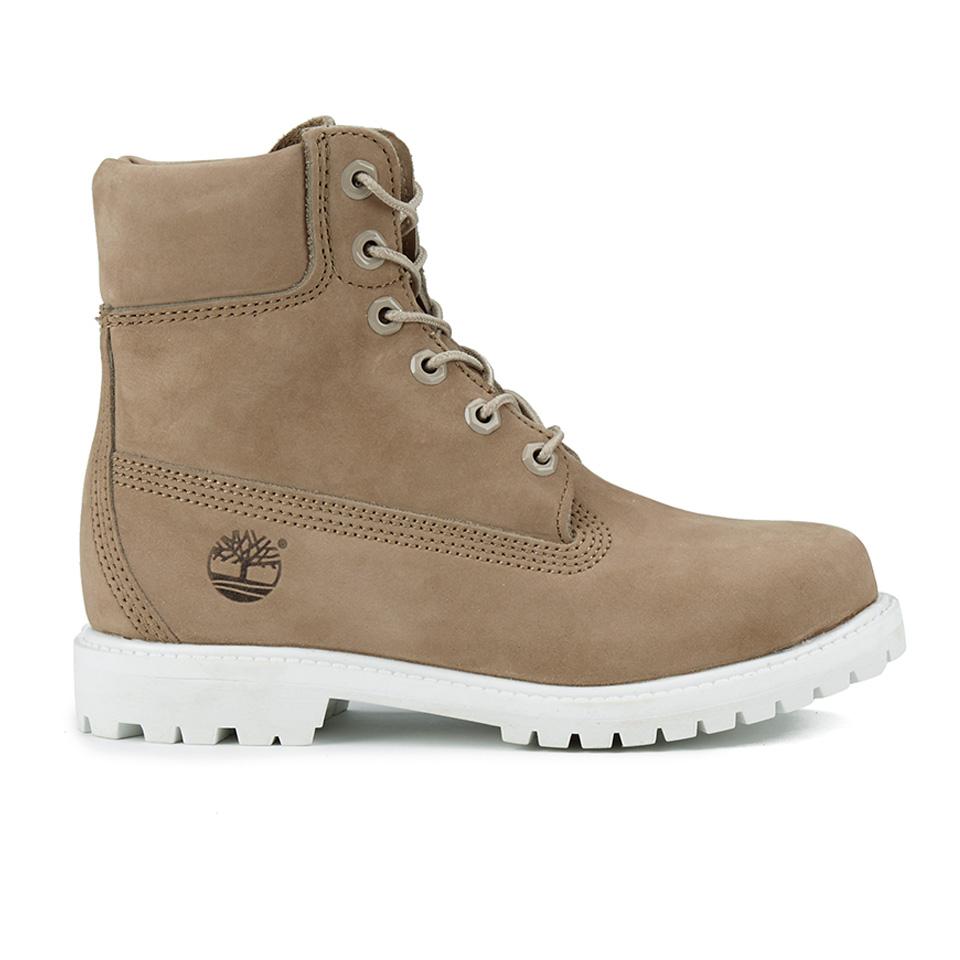 Timberland Women S Icon 6 Inch Premium Nubuck Boots