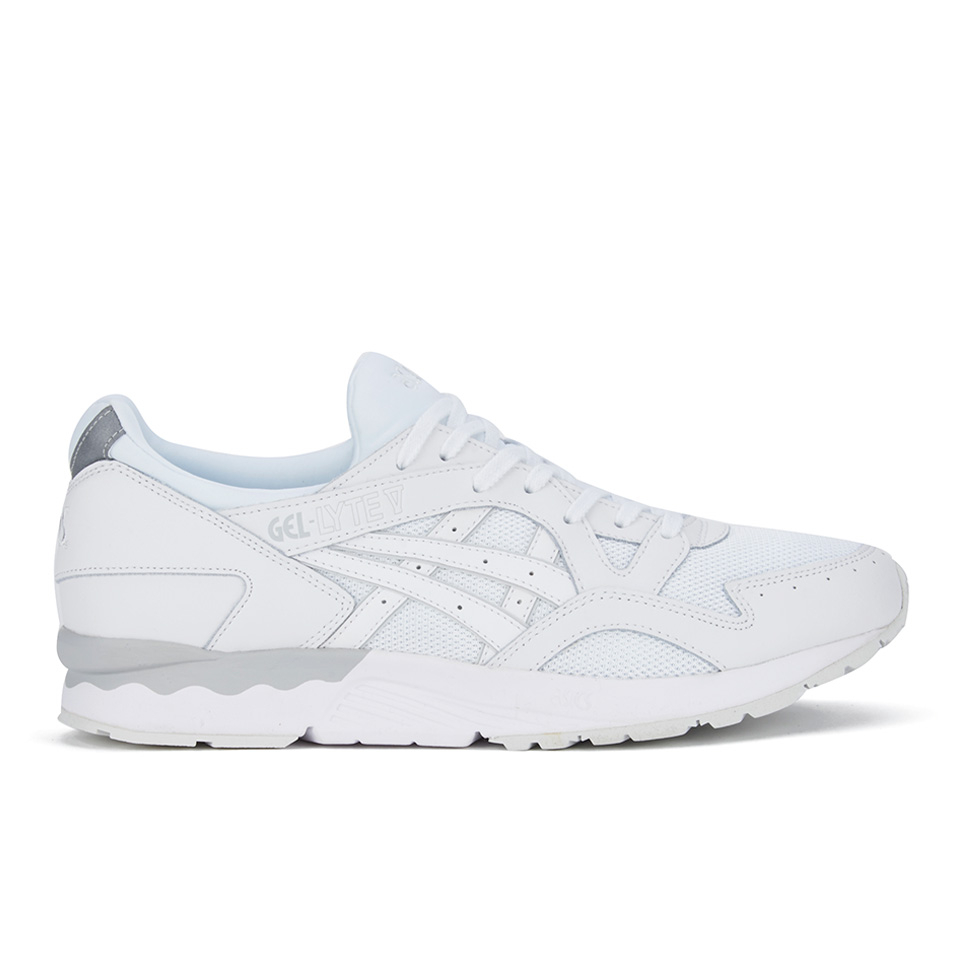 low priced 93113 b1a5a Asics Lifestyle Men's Gel-Lyte V Light Out Pack Trainers - White