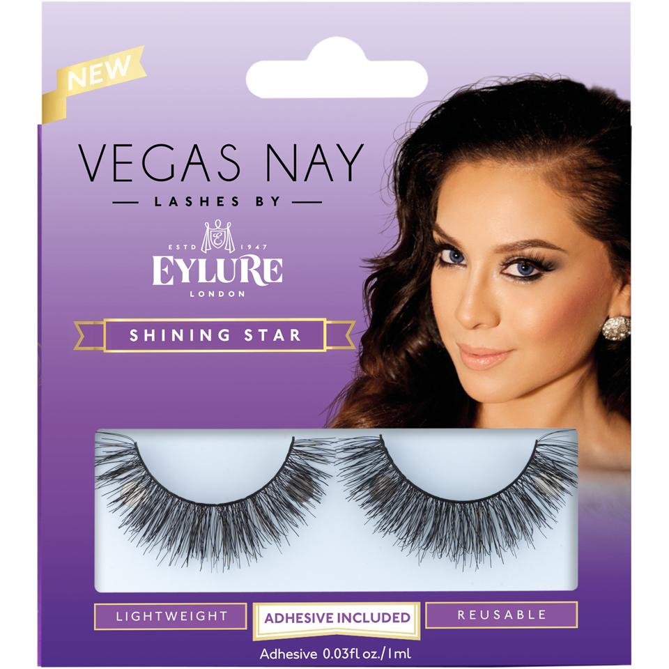 32f616e1d6f Eylure Vegas Nay - Shining Star Lashes | Free Shipping | Lookfantastic