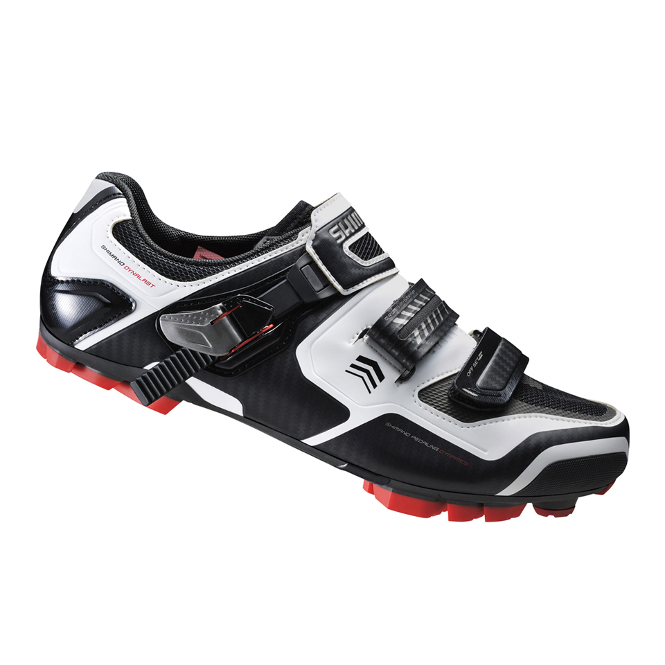 Shimano XC61 SPD Cycling Shoes - White