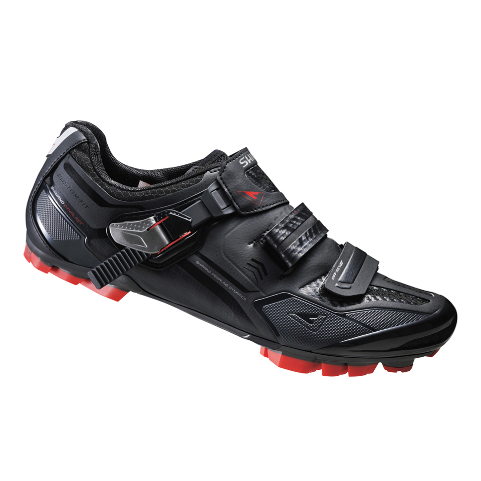 Shimano XC70 SPD Cycling Shoes - Black