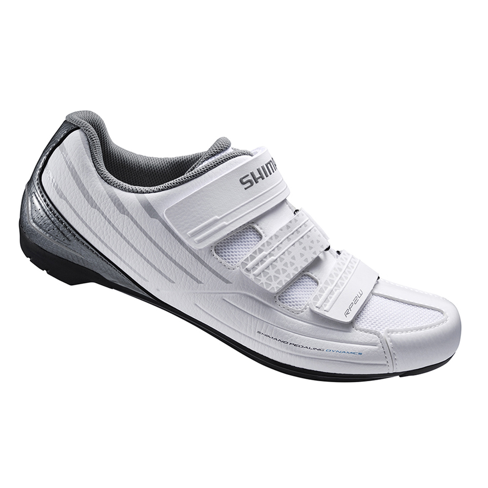 Shimano RP2W SPD-SL Cycling Shoes - White