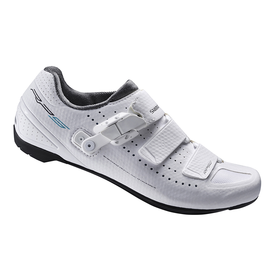 Shimano RP5W SPD-SL Cycling Shoes - White