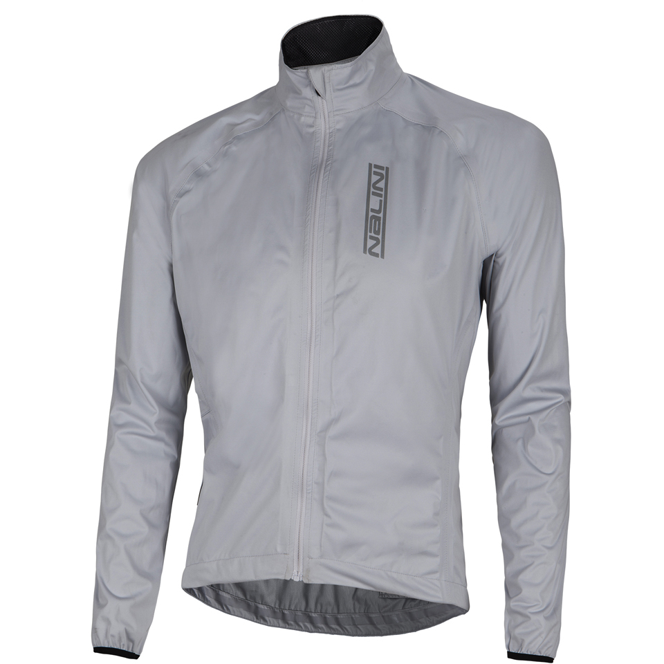 Nalini Xrace Waterproof Jacket - Grey