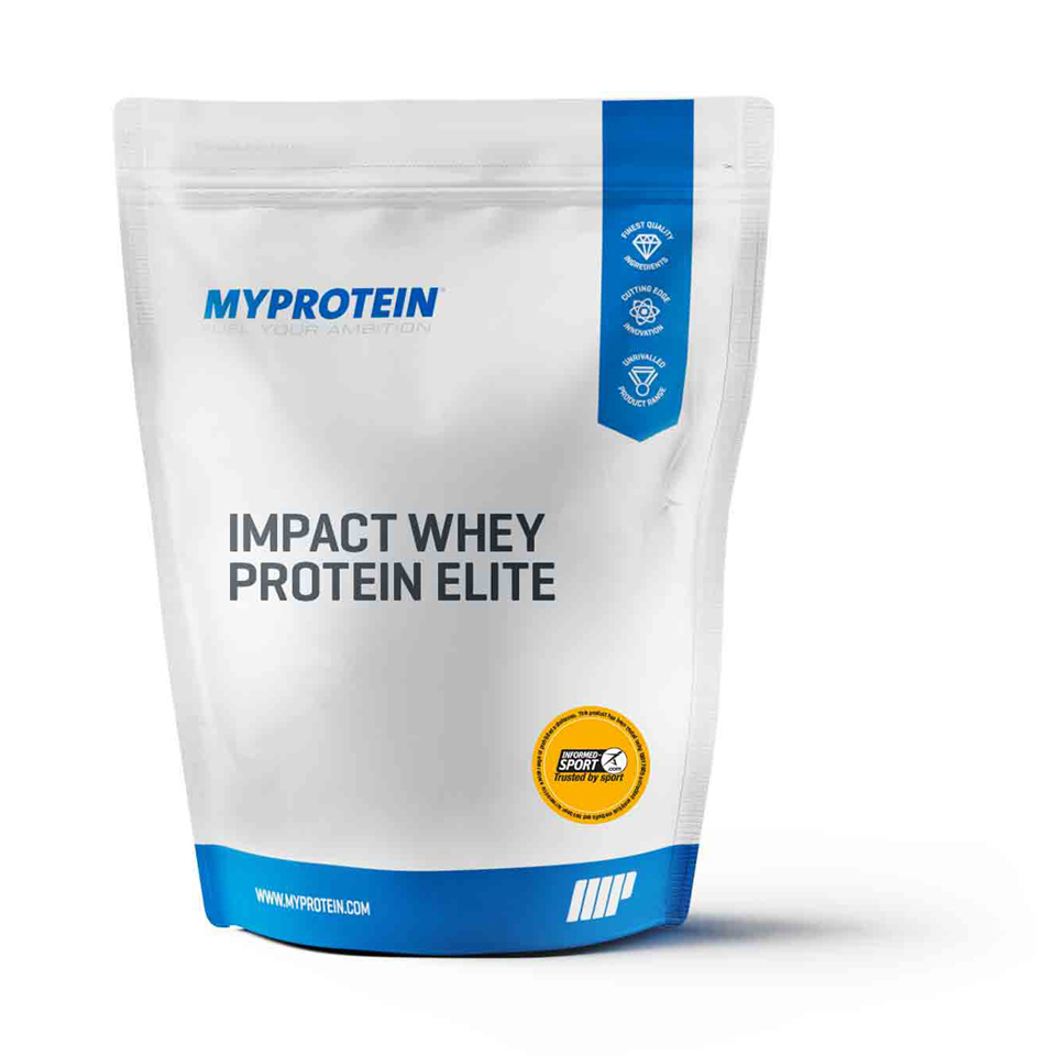 Impact Whey Protein Elite, Natural Chocolate, 2.5kg