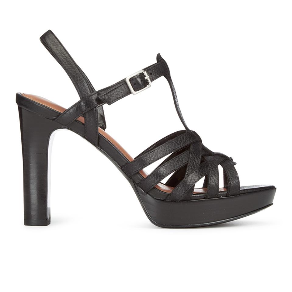 746109e04cd Lauren Ralph Lauren Women's Shania Heeled Sandals - Black