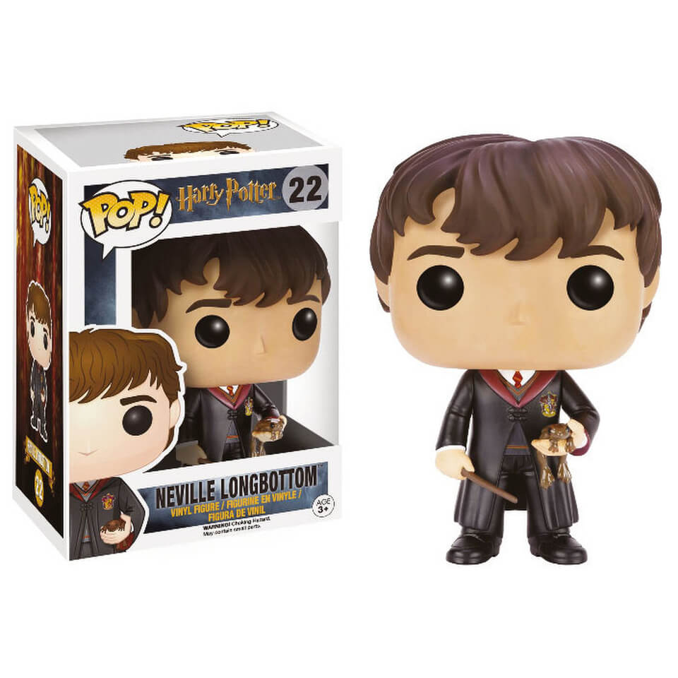 Harry Potter Neville Longbottom Pop! Vinyl Figure