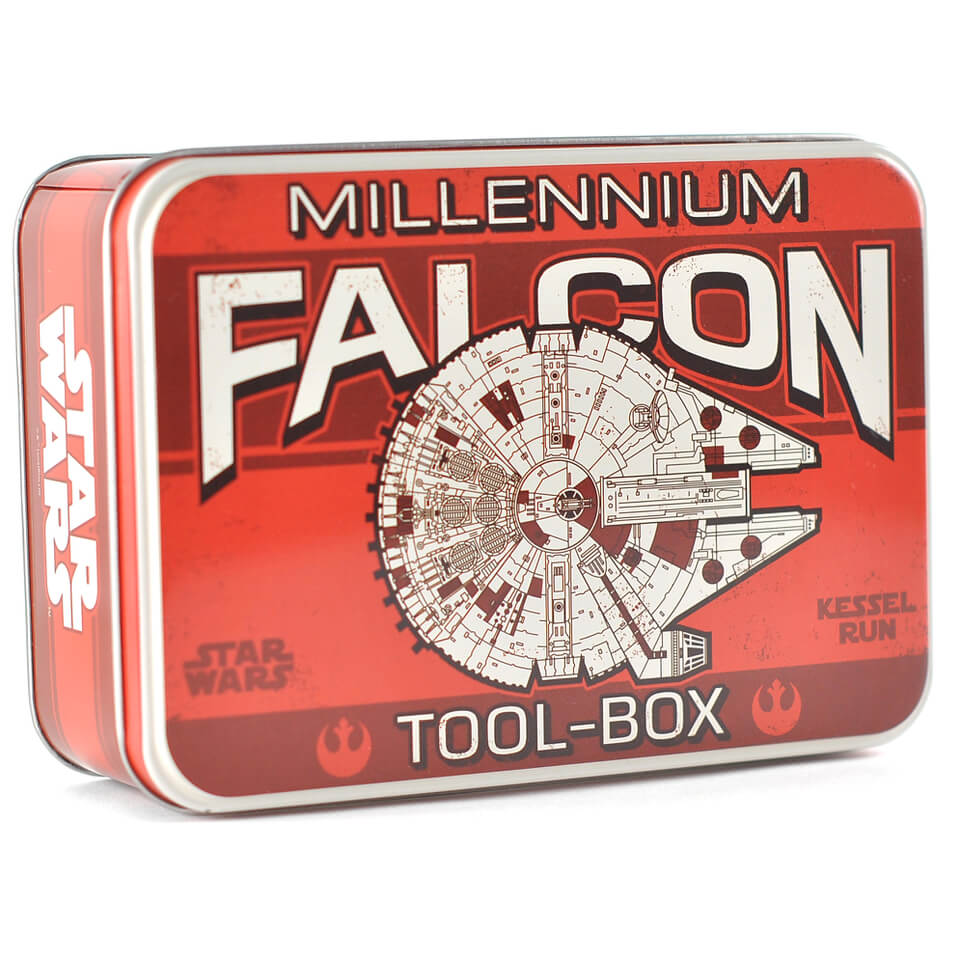 Star Wars Millennium Falcon Gadget Tin