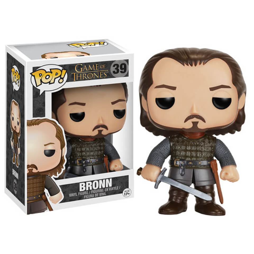 Figurine Pop! Game of Thrones Bronn