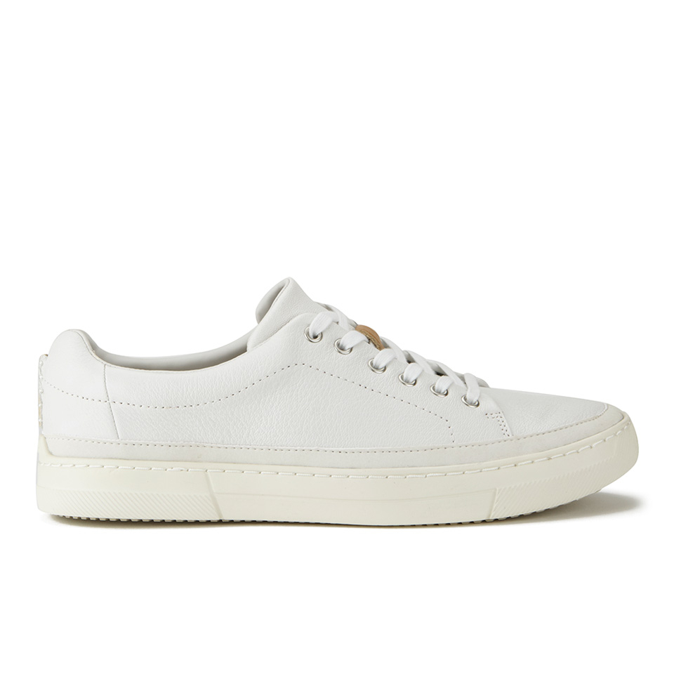 Ballof Lace Leather Trainers