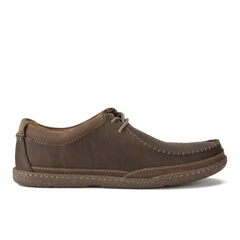 Clarks Men's Trapell Pace Leather Lace