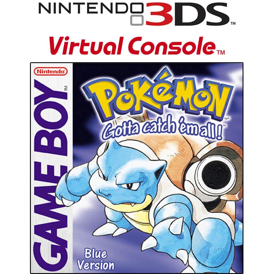Pokémon Blue Version - Digital Download | Nintendo