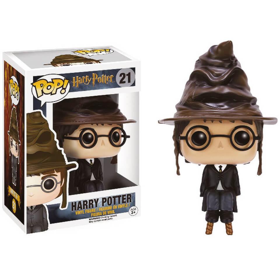Harry Potter Sorting Hat Exclusive Pop Vinyl Figure Pop